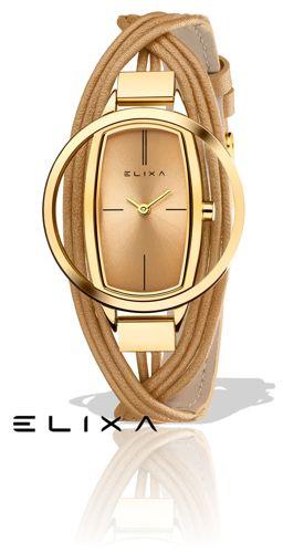 elegante Damenuhren von Elixa