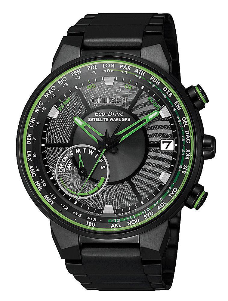 Citizen Satellite Herren Uhr CC3075-80E