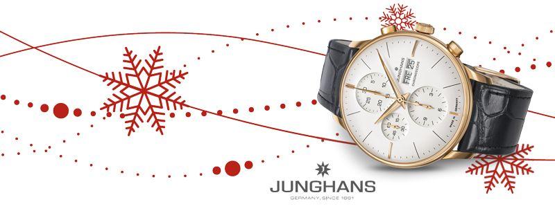 Junghans Uhren Gewinnspiel