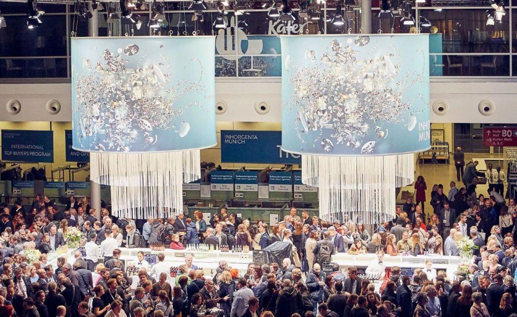 Deutschlands bedeutenste Schmuck Messe - die INHORGENTA in München