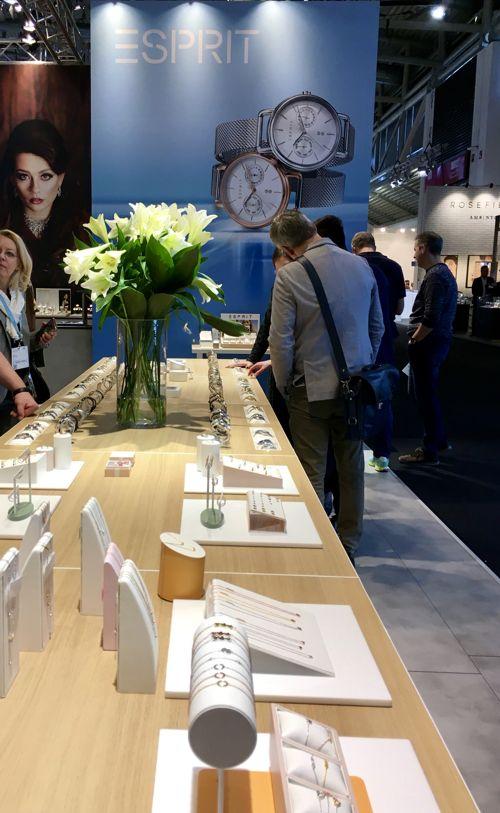Impressionen von der Uhren und Schmuckmesse Inhorgenta 2020