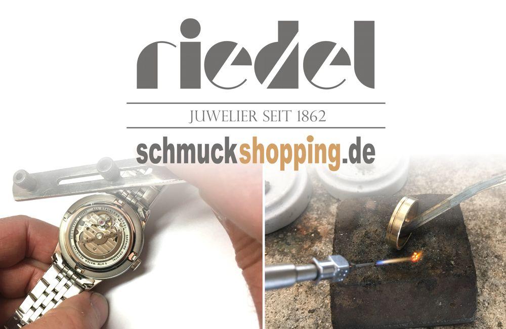 Uhren Und Schmuck Service bei Juwelier Riedel