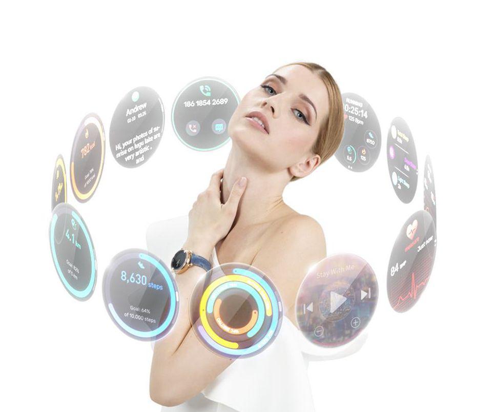 Smartwatch von Festina für Damen